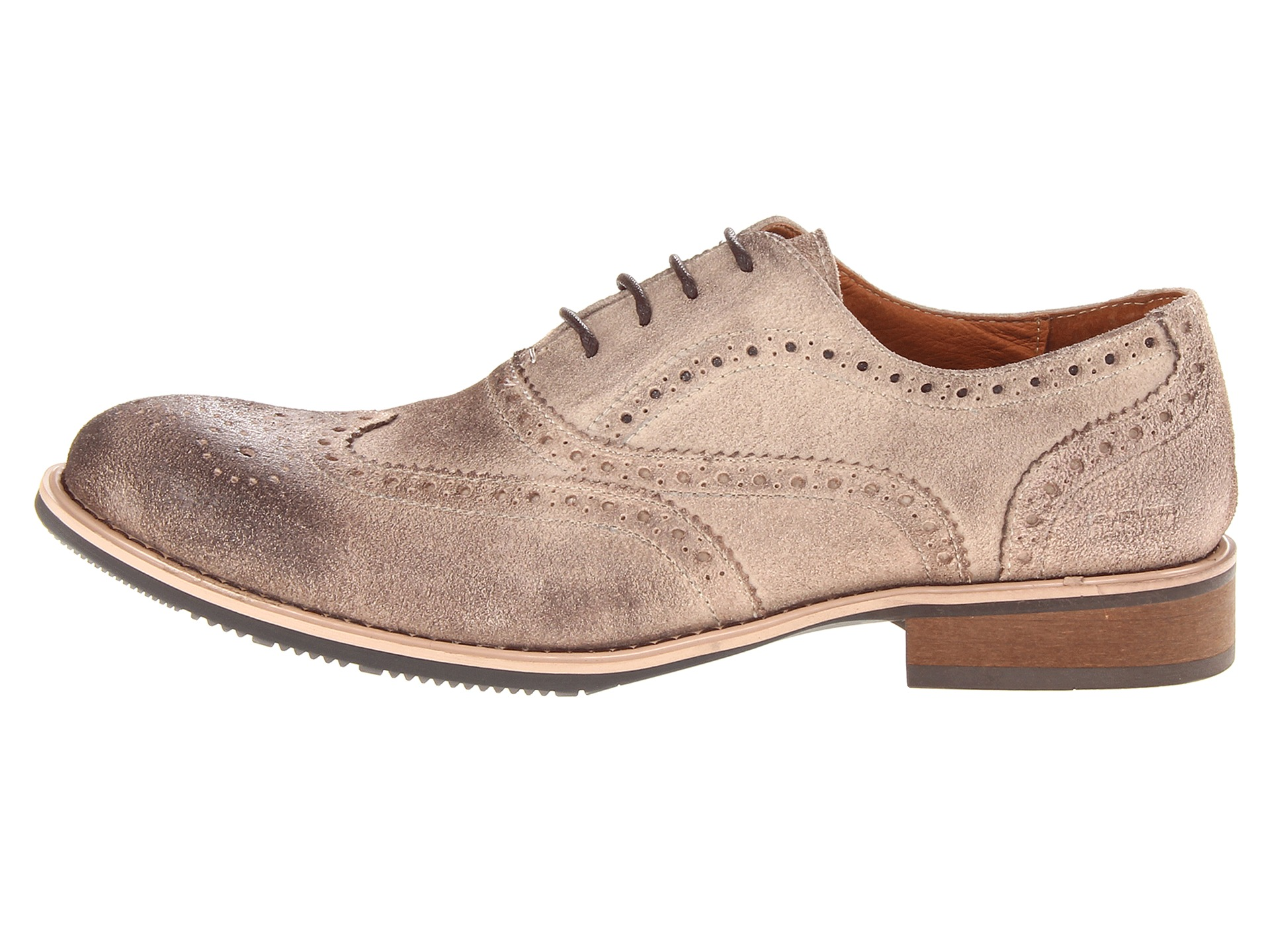 Kenneth Cole Reaction Rogue Trip Sand Leather
