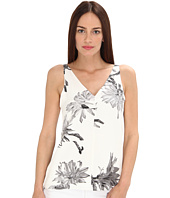 tibi - Sierra On Cdc Easy V-Neck Tank