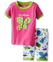 Hatley Kids - Short Sleeve PJ Set (Toddler/Little Kids/Big Kids)