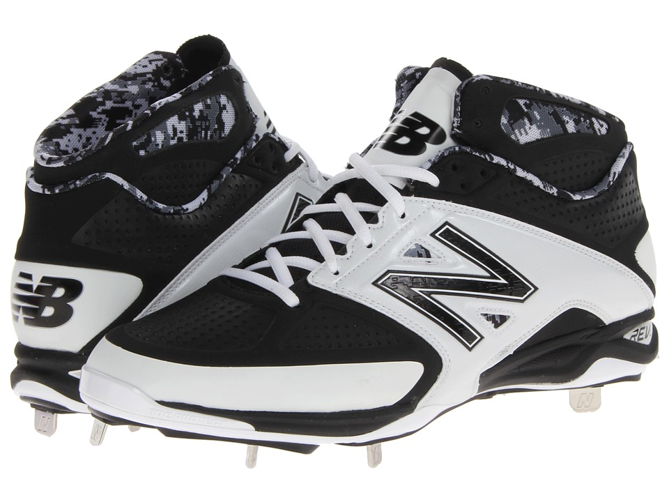 New Balance - 4040v2 Mid (Black/White) Men