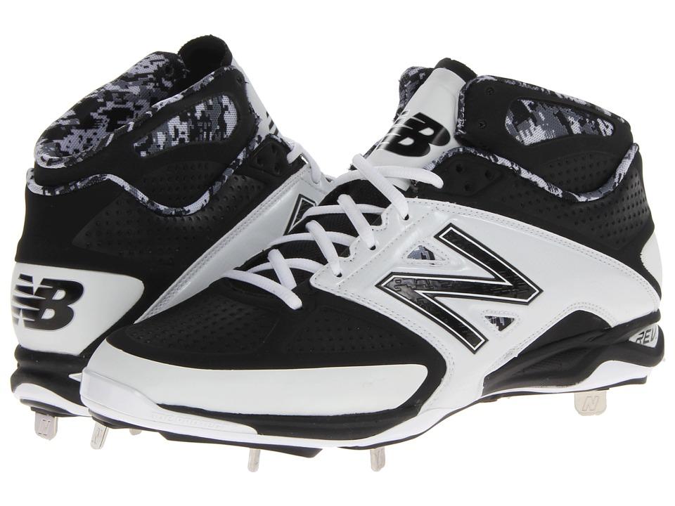 New Balance 4040v2 Mid (Black/White) Men