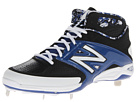 New Balance 4040v2 Mid Black, Blue Shoes