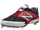 New Balance 4040v2 Low Black, Red Shoes