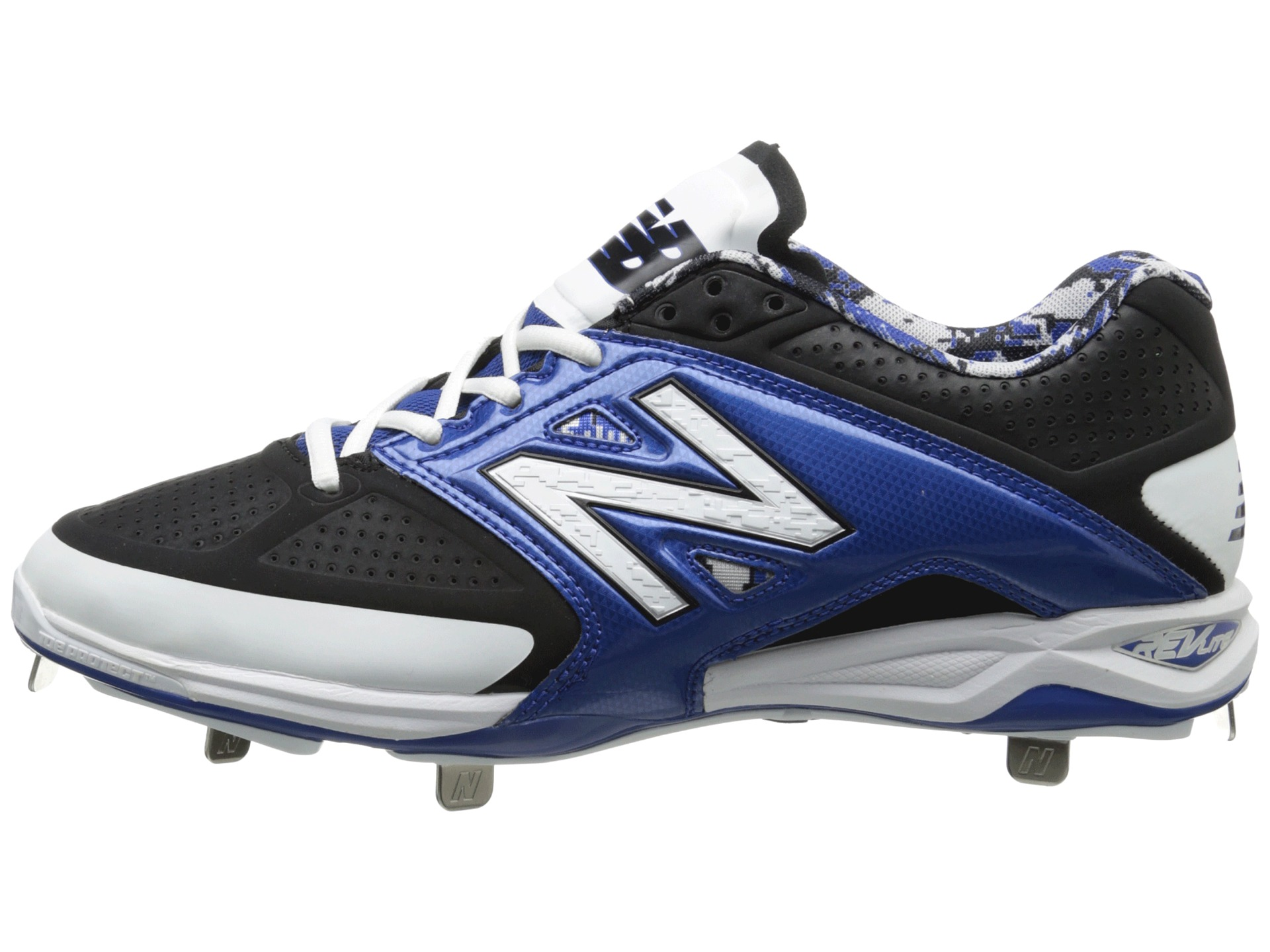 Originally purchased because I am loyal and happy with the New Balance (NB) brand in general and their line of & running shoes in particular, so thought I would try their cleats.