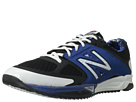New Balance 4040v2 Turf Black, Blue Shoes