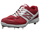 New Balance MB4040 Red, White Shoes