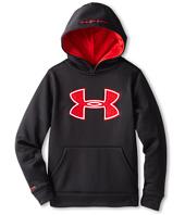 Under Armour Kids - Armour® Fleece Storm Big Logo Hoodie (Big Kids)