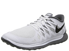 Nike - Nike Free 5.0 '14 (White/Black/Wolf Grey)