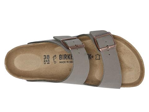 measurement of birkenstock arizona narrow