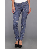 Big Star - Alex Mid Rise Skinny in Indigorse