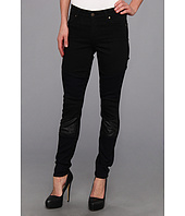 CJ by Cookie Johnson - Peace Pieced Moto Skinny in Black