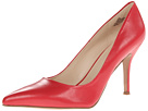 Nine West - Flax (Medium Red Leather) - Footwear