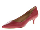 Nine West - Illumie (Red Leather Leather) - Footwear
