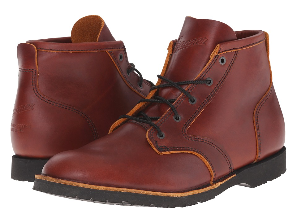 Danner Forest Heights Olmstead Brown Mens Work Boots