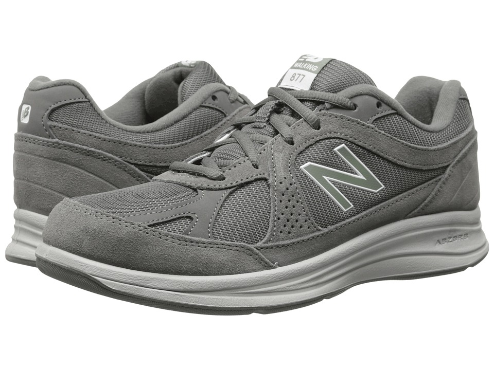 New Balance - MW877 (Grey) Mens Shoes