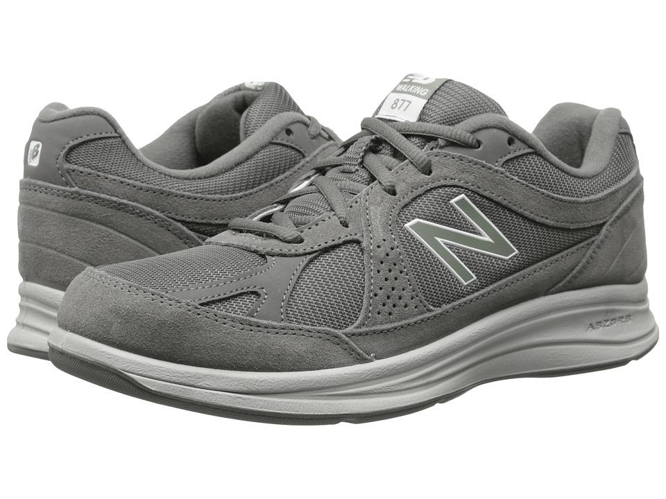 New Balance - MW877 (Grey) Mens Shoes