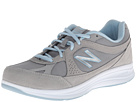 New Balance WW877 Silver Shoes