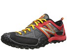 New Balance MX007 Black, Red Shoes