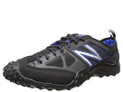 New Balance MX007 Black, Blue Shoes