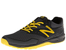 New Balance MX00 Black, Yellow Shoes