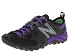 New Balance WX007 Black, Purple Shoes