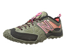 New Balance WX007 Covert Green, Pink Shoes