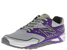 New Balance WX00 Grey, Purple Shoes