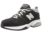 New Balance MX623v2 Black1 Shoes