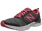 New Balance WX711 Grey, Pink Shoes