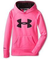 Under Armour Kids - Storm Big Logo Armour® Fleece Hoodie (Big Kids)