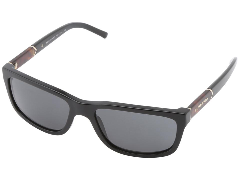Burberry BE4155 Black/Grey Fashion Sunglasses