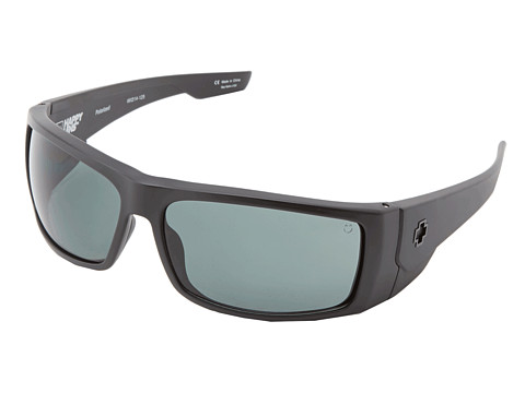 Spy Optic Konvoy - Matte Black - Happy Grey Green Polar