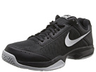 Nike - Air Cage Court (Black/Black/Metallic Silver)