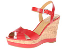 Franco Sarto - Seaglass (New Red Leather) - Footwear