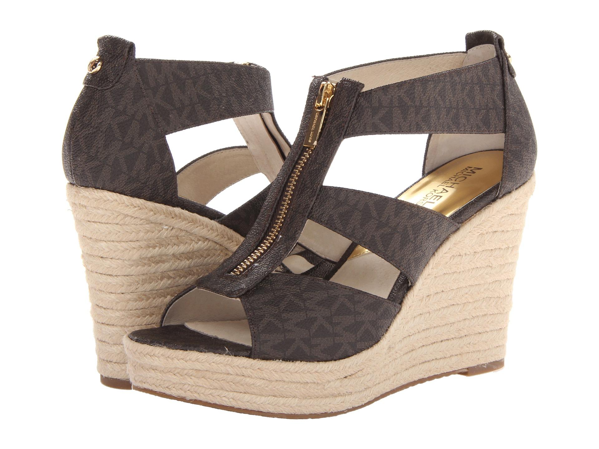zappos canvas wedges ladies wedge sandals