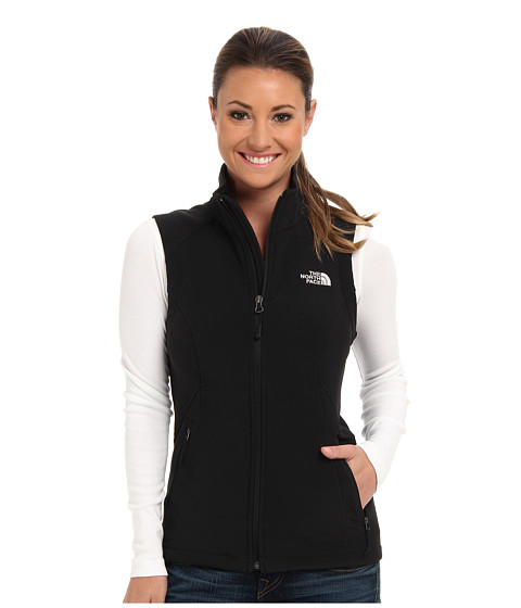 The North Face - Shellrock Vest (TNF Black/TNF Black) - Apparel