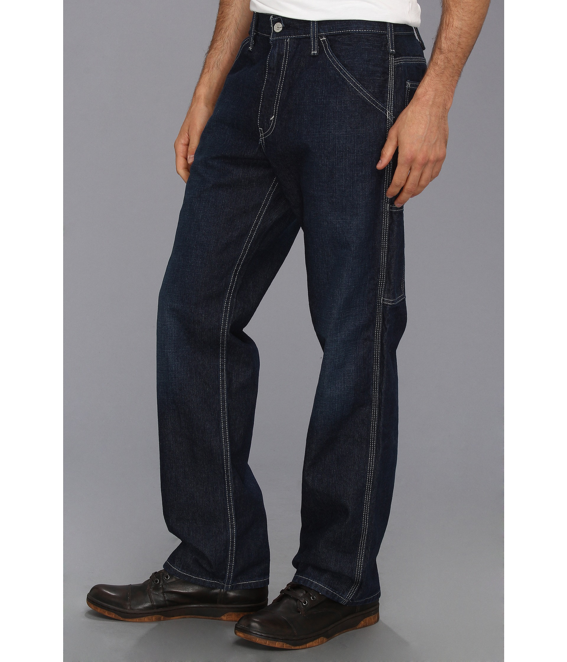 Levis Mens Carpenter Jean Zapposcom Free Shipping BOTH Ways