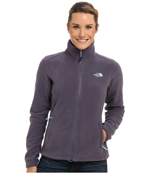 The North Face - Khumbu Jacket (Greystone Blue/Greystone Blue) - Apparel
