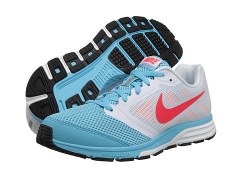 Nike Zoom Fly (Polarized Blue/Laser Crimson/White) Women's Running Shoes