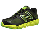 New Balance Kids K4090 Little Kid Black, Green Shoes
