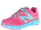New Balance Kids K4090 Big Kid Pink, Blue Shoes