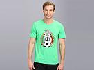 adidas - Futbol Crest Mexico Ultimate Tee (Vivid Green)