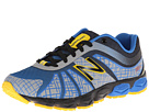 New Balance Kids KJ890 Little Kid Blue, Black Shoes