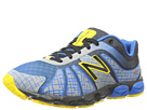 New Balance Kids KJ890 Big Kid Blue, Black Shoes