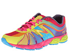 New Balance Kids KJ890 Little Kid Polka Dot Rainbow Shoes