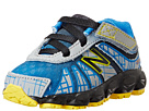 New Balance Kids KV890 Infant, Toddler Blue, Black Shoes