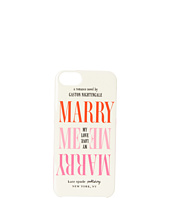 Kate Spade New York - Marry Me Phone Case for iPhone 5