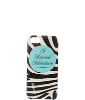 Kate Spade New York - I Married Adventure Phone Case for iPhone 5