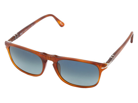 Persol PO3059S - Land of Siena/Polarized Gradient Blue