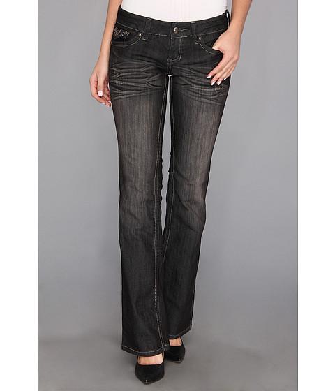 Antique Rivet Reece Boot Cut Jeans